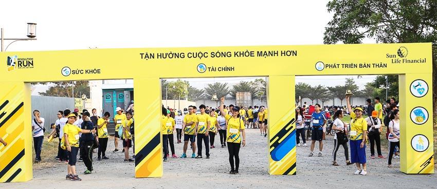 27-01-2019 | Khởi đầu năm mới với Sun Life Vietnam – Resolution Run 2019 1