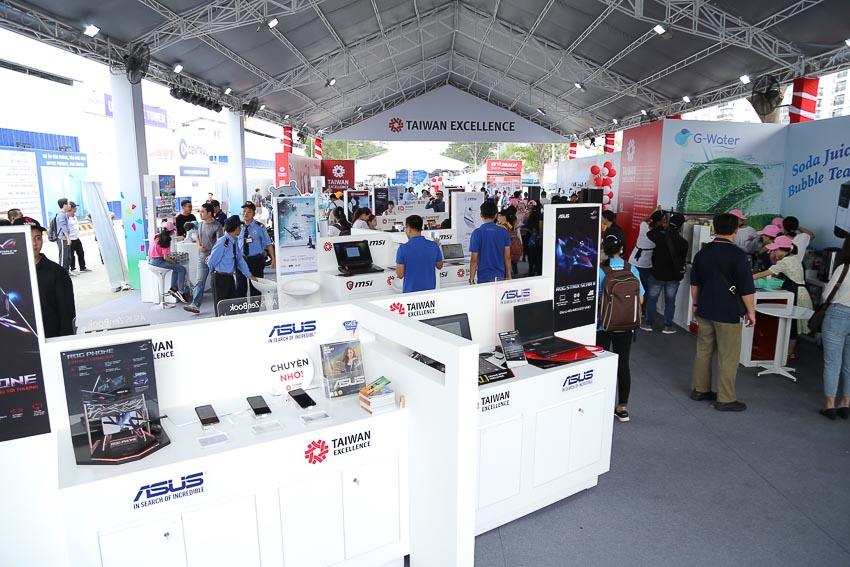 Không gian Trải nghiệm Taiwan Excellence hội tụ 22 thương hiệu đột phá Đài Loan