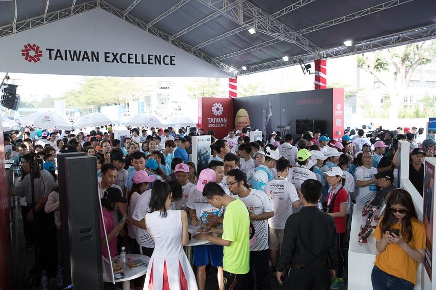 Không gian Trải nghiệm Taiwan Excellence thu hút đông đảo người tham quan