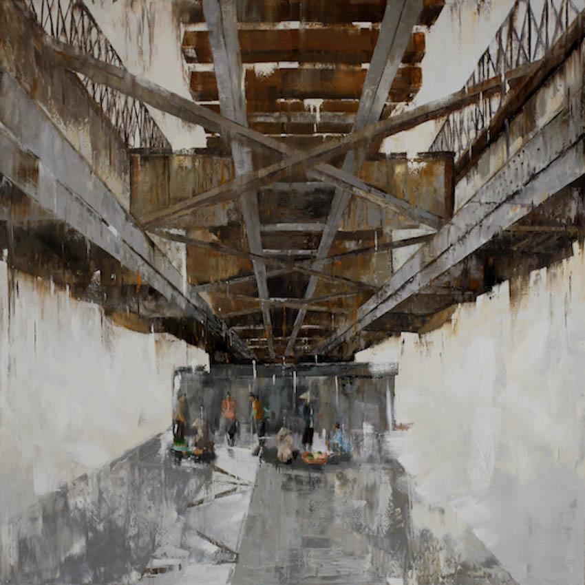 Triển lãm Tết của Craig Thomas Gallery