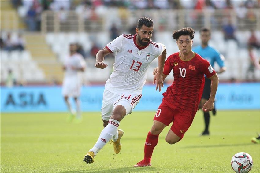 Thua cả 2 trận, tuyển Việt Nam còn cơ hội vào vòng 1/8 Asian Cup? 2