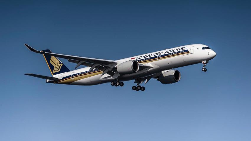 Một năm thành công của ngành hàng không thương mại thế giới 1