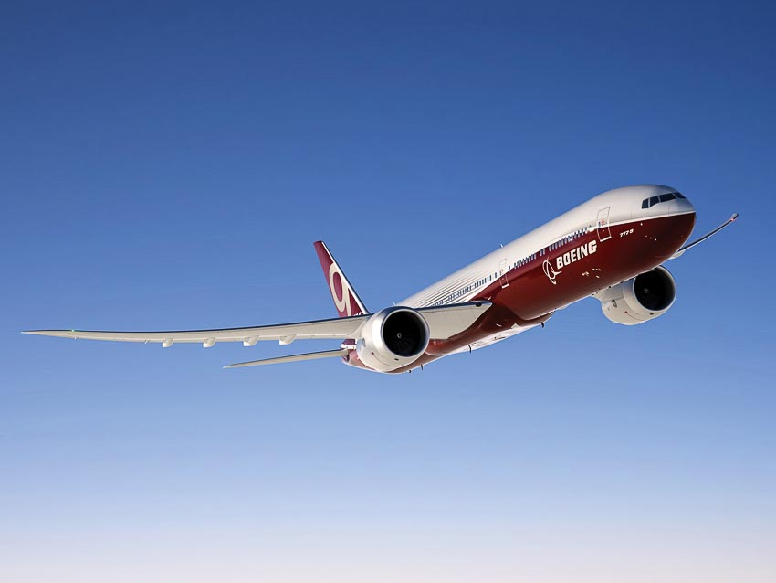 Một năm thành công của ngành hàng không thương mại thế giới 2