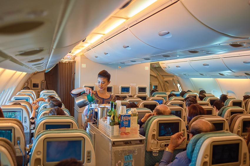 Một năm thành công của ngành hàng không thương mại thế giới 4
