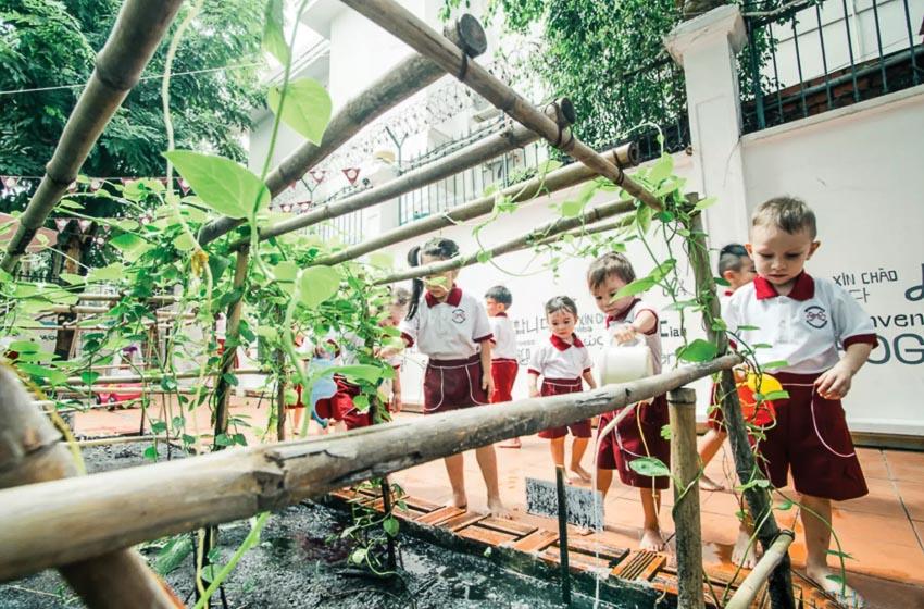 Thiên nhiên - một phần quan trọng của giáo dục 5