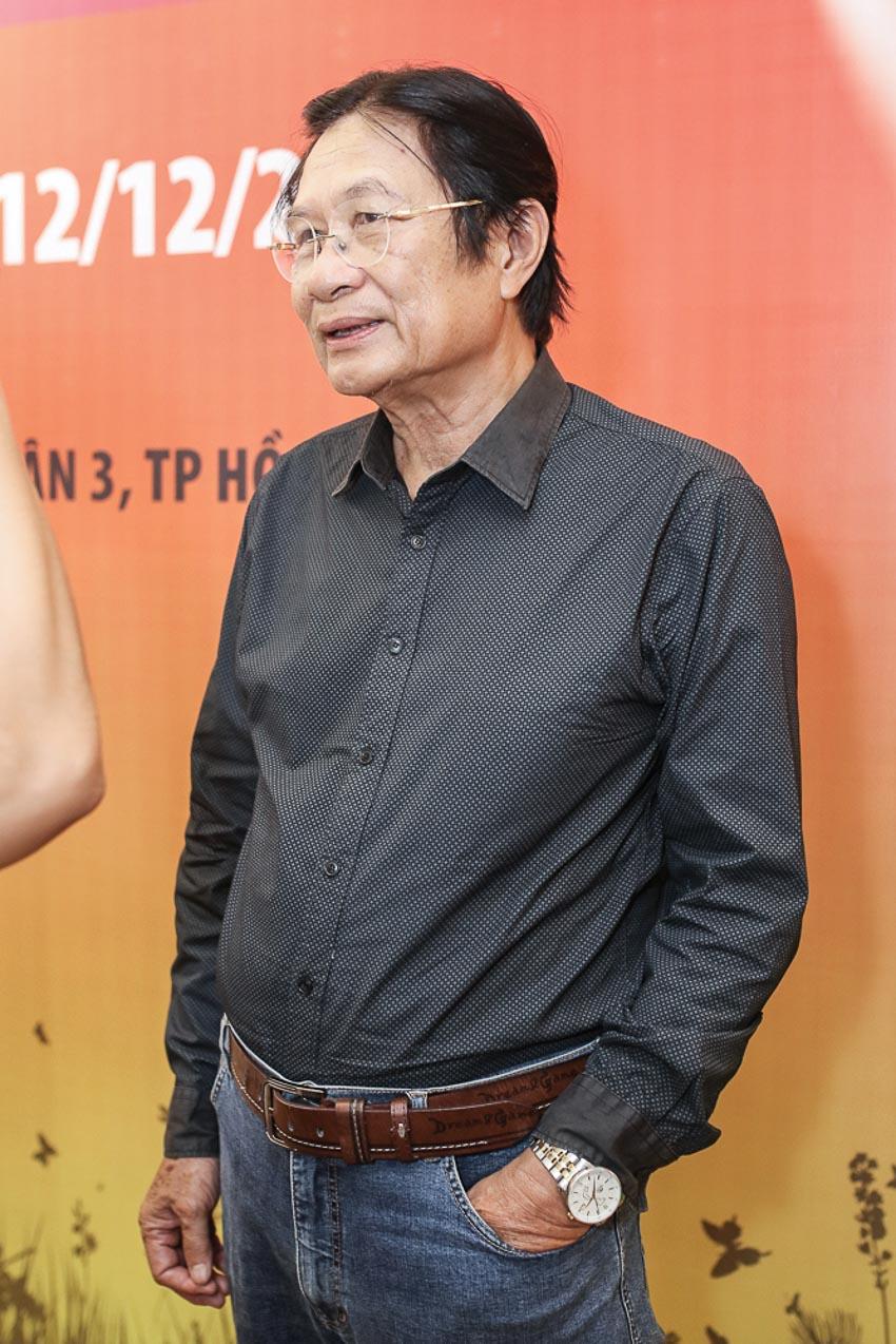 """Dương Thụ: """"Đã đến lúc tôi tri ân khán giả Sài Gòn"""" 1"""