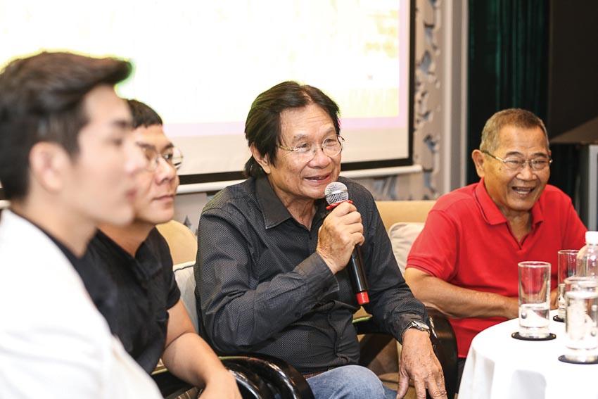 """Dương Thụ: """"Đã đến lúc tôi tri ân khán giả Sài Gòn"""" 2"""