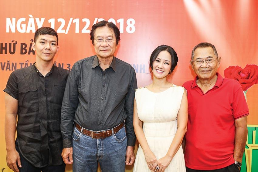 """Dương Thụ: """"Đã đến lúc tôi tri ân khán giả Sài Gòn"""" 3"""