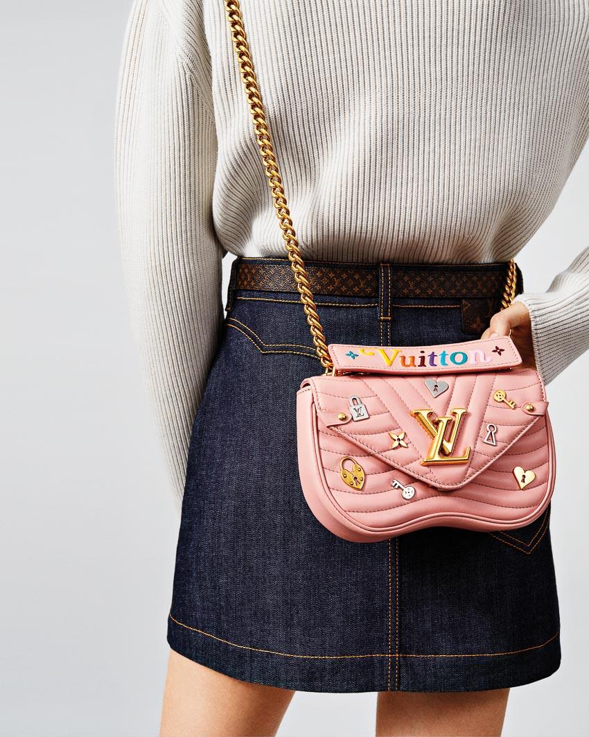 Louis Vuitton sắp ra mắt bộ sưu tập túi New Wave mừng ngày tình yêu 1