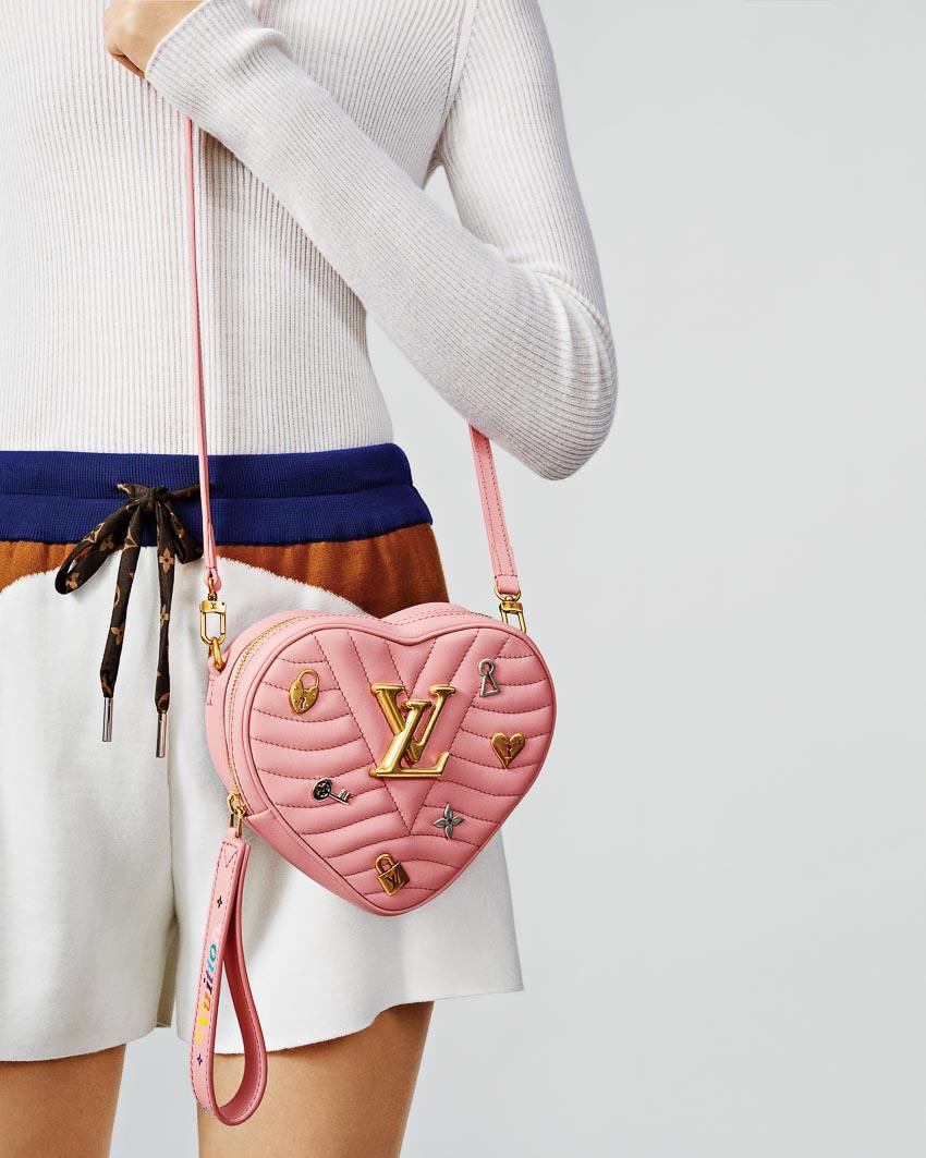 Louis Vuitton sắp ra mắt bộ sưu tập túi New Wave mừng ngày tình yêu 2