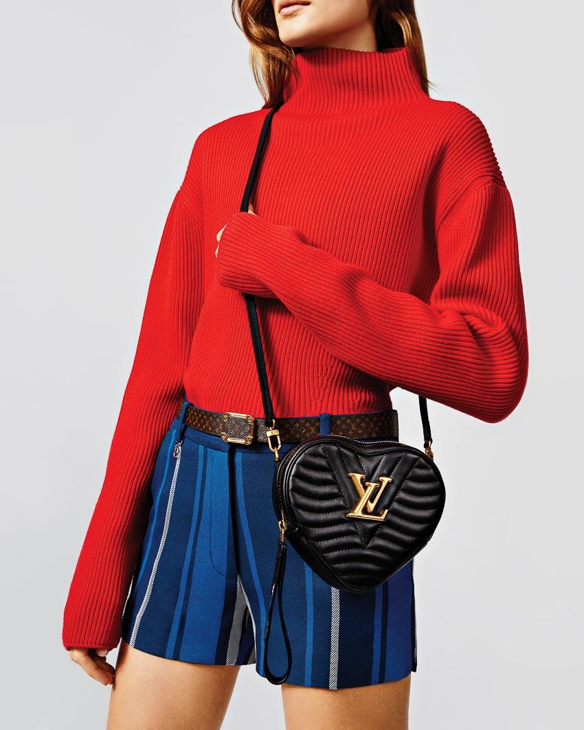 Louis Vuitton sắp ra mắt bộ sưu tập túi New Wave mừng ngày tình yêu 4