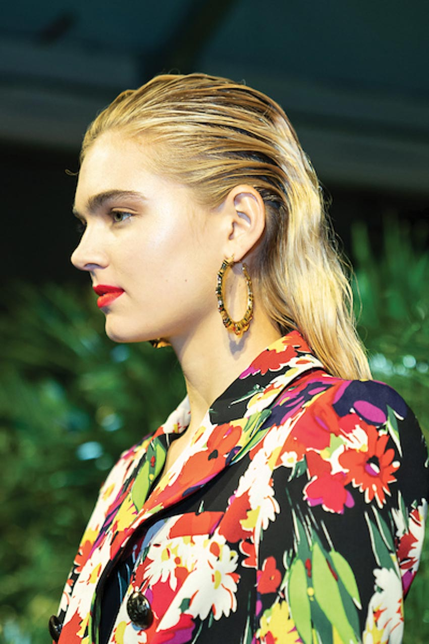 Những mẫu tóc đẹp lấy cảm hứng từ hai tuần lễ thời trang New York và London 9