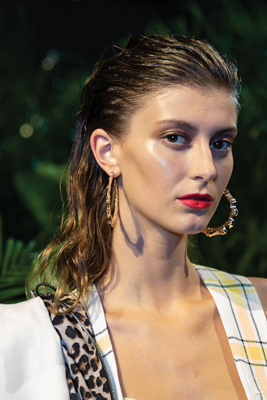 Những mẫu tóc đẹp lấy cảm hứng từ hai tuần lễ thời trang New York và London 13