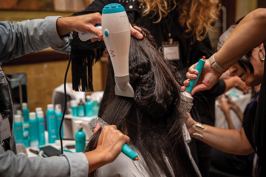 Những mẫu tóc đẹp lấy cảm hứng từ hai tuần lễ thời trang New York và London 3
