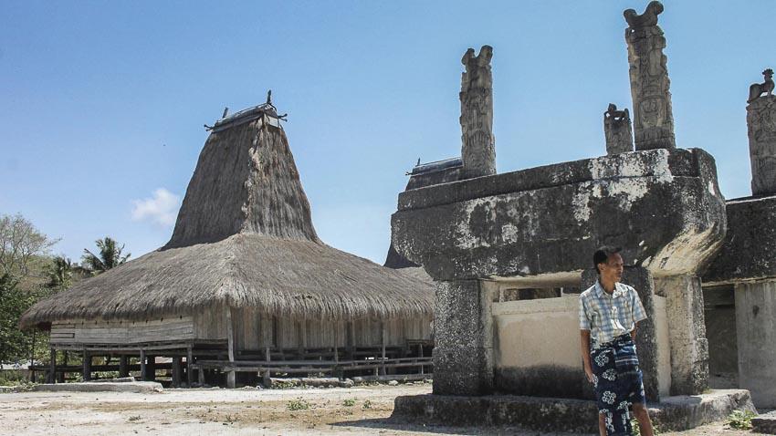 Kiến trúc bản địa vùng Moluccas