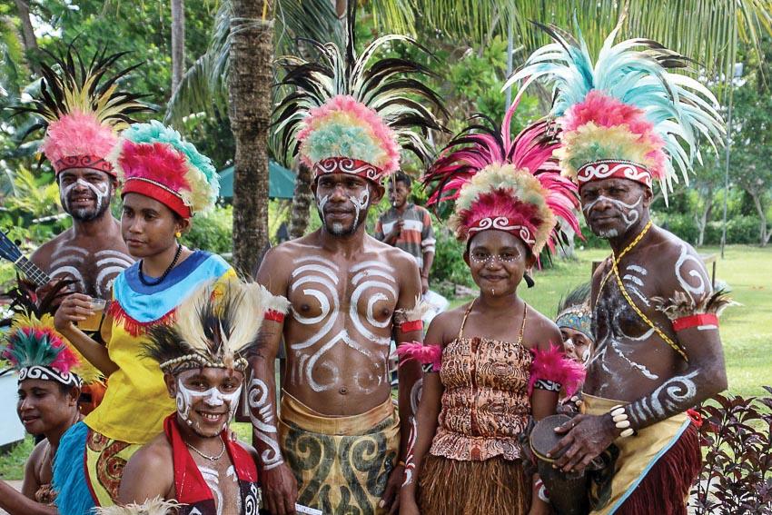 Một tộc người trong quần đảo Moluccas