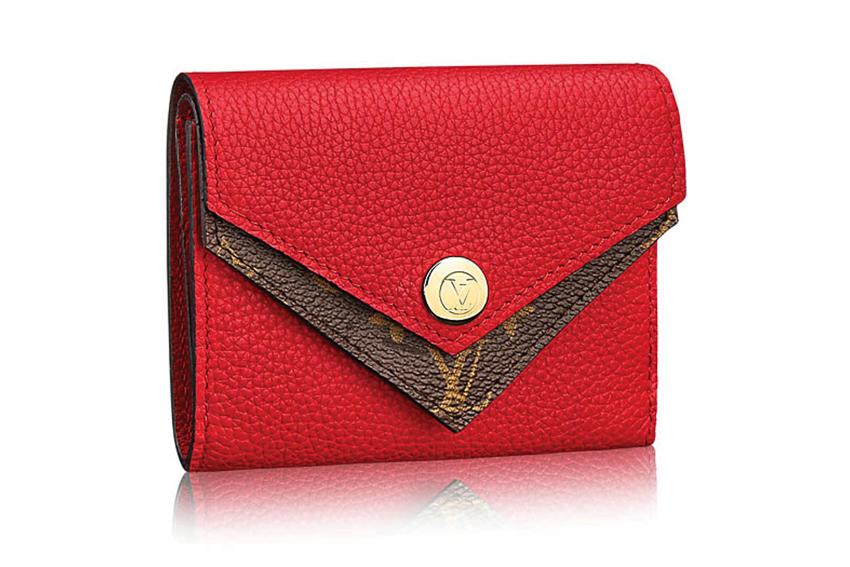 Chiếc ví tiền xinh xắn của Louis Vuitton