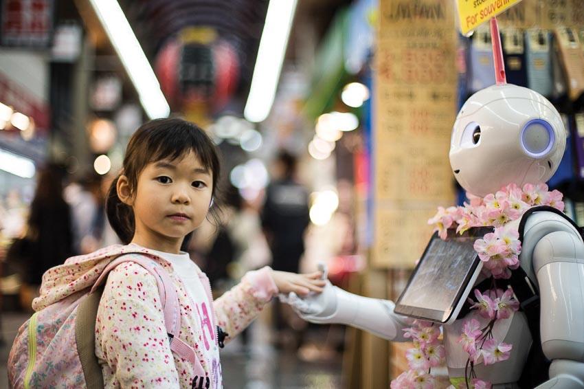 Liệu con người có bị thay thế bởi robot?