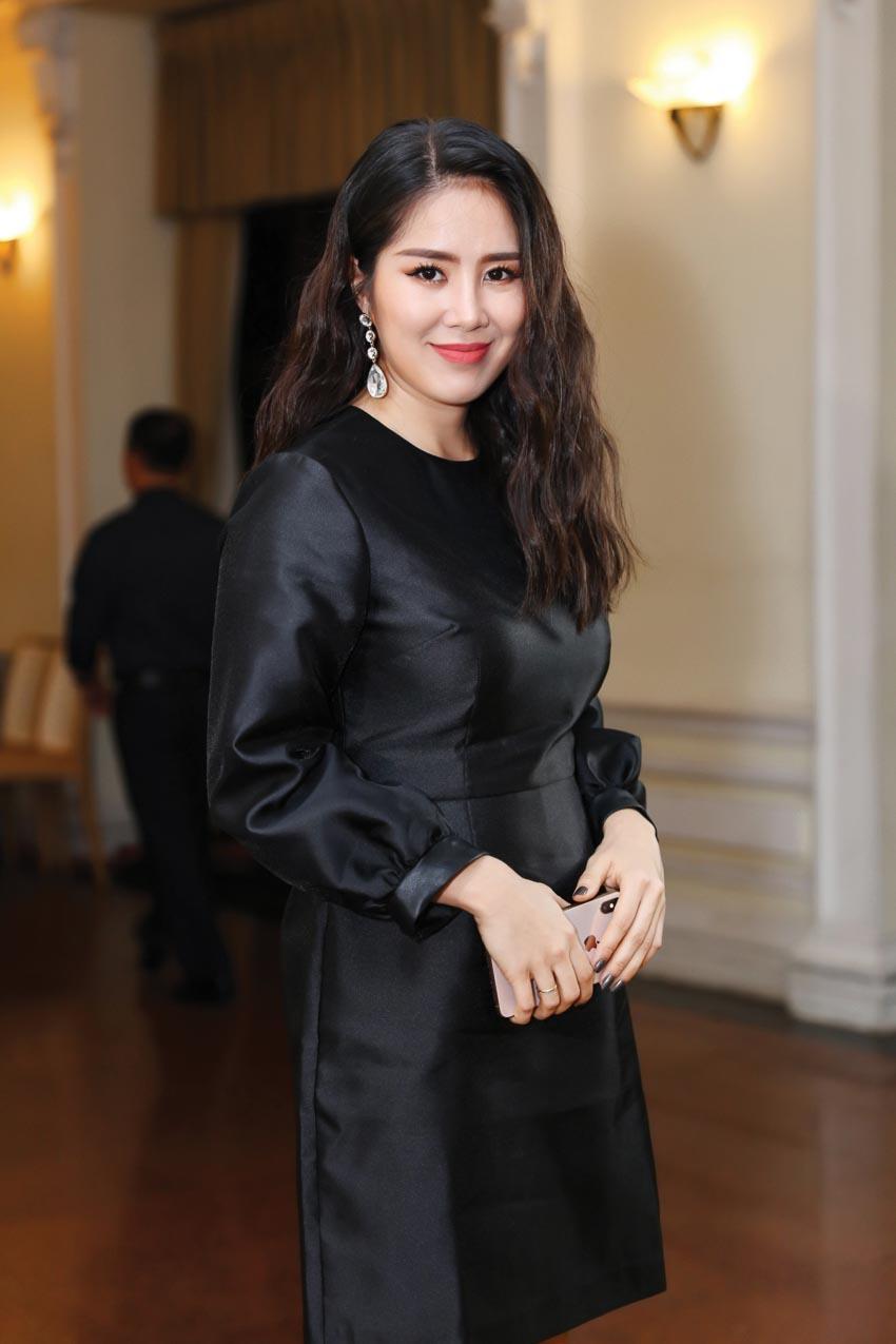 Diễn viên Lê Phương