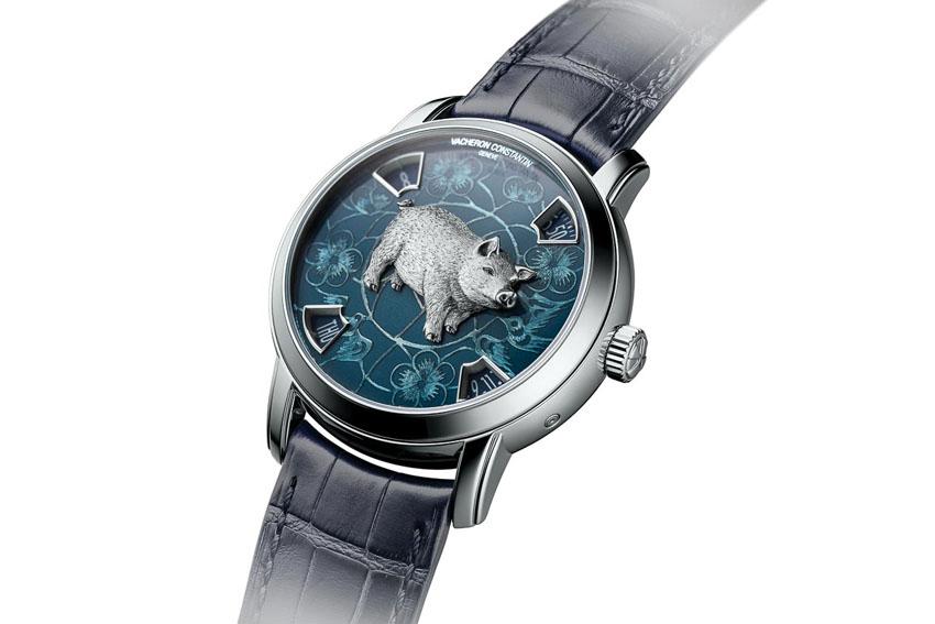 Chào đón năm Kỷ Hợi cùng phiên bản đồng hồ của Vacheron Constantin 1