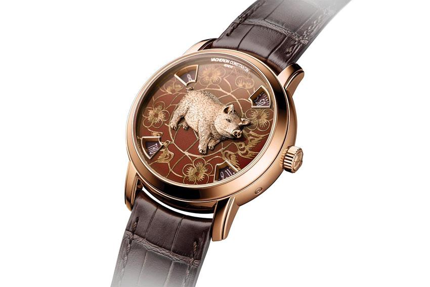 Chào đón năm Kỷ Hợi cùng phiên bản đồng hồ của Vacheron Constantin 2
