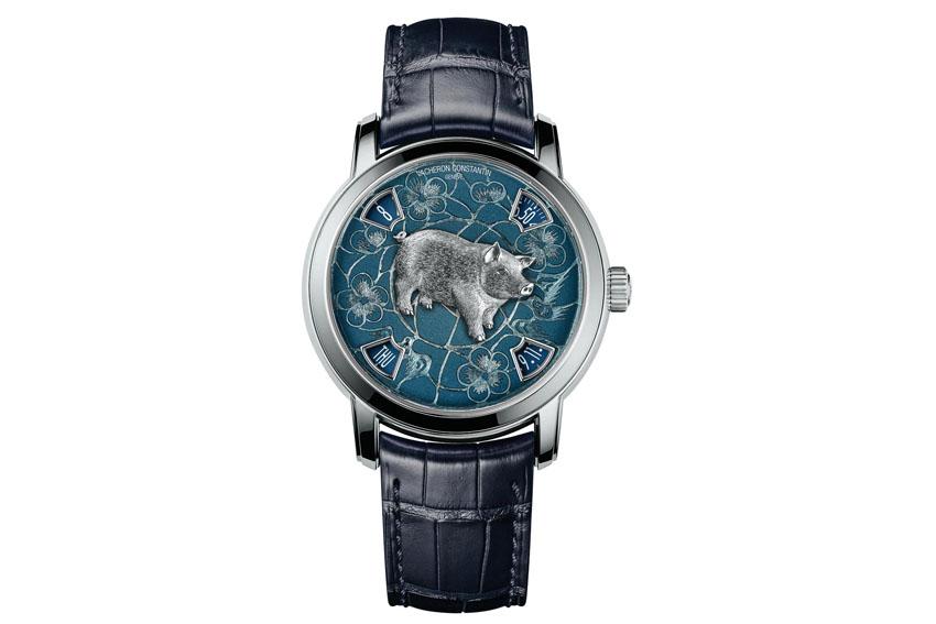 Chào đón năm Kỷ Hợi cùng phiên bản đồng hồ của Vacheron Constantin 3