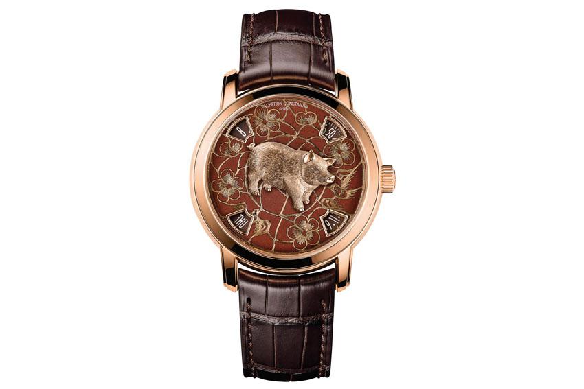 Chào đón năm Kỷ Hợi cùng phiên bản đồng hồ của Vacheron Constantin 4