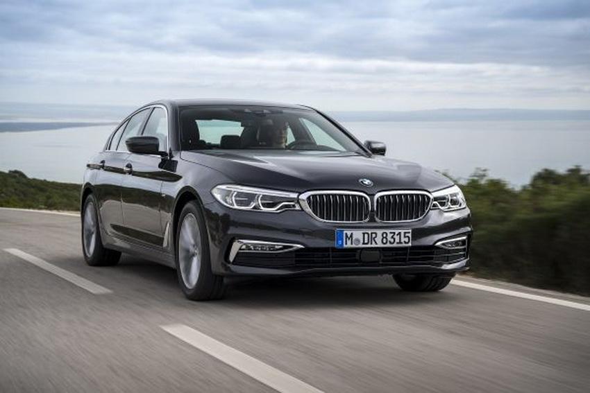 BMW 5 Series hoàn toàn mới