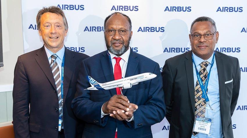 Air Vanuatu mở rộng đội bay với máy bay A220 3