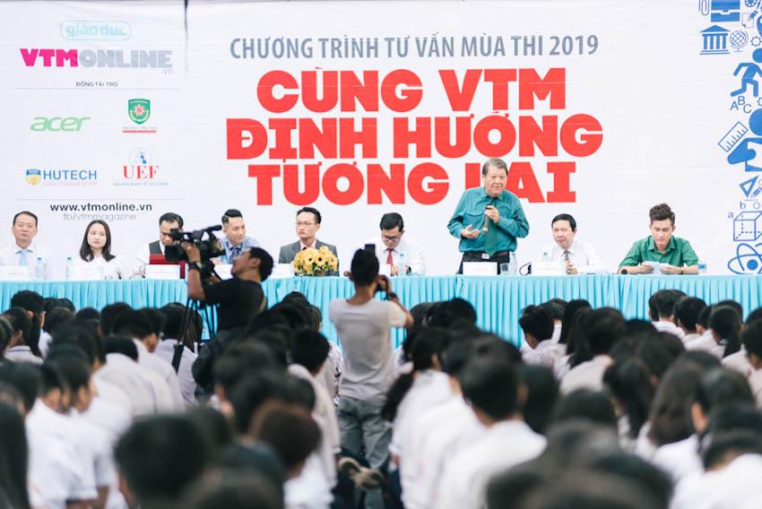 Ông Trần Anh Tuấn – Phó giám đốc Trung tâm Dự báo nhu cầu nhân lực và Thông tin thị trường lao động TP.HCM cung cấp những thông tin hữu ích về thị trường lao động