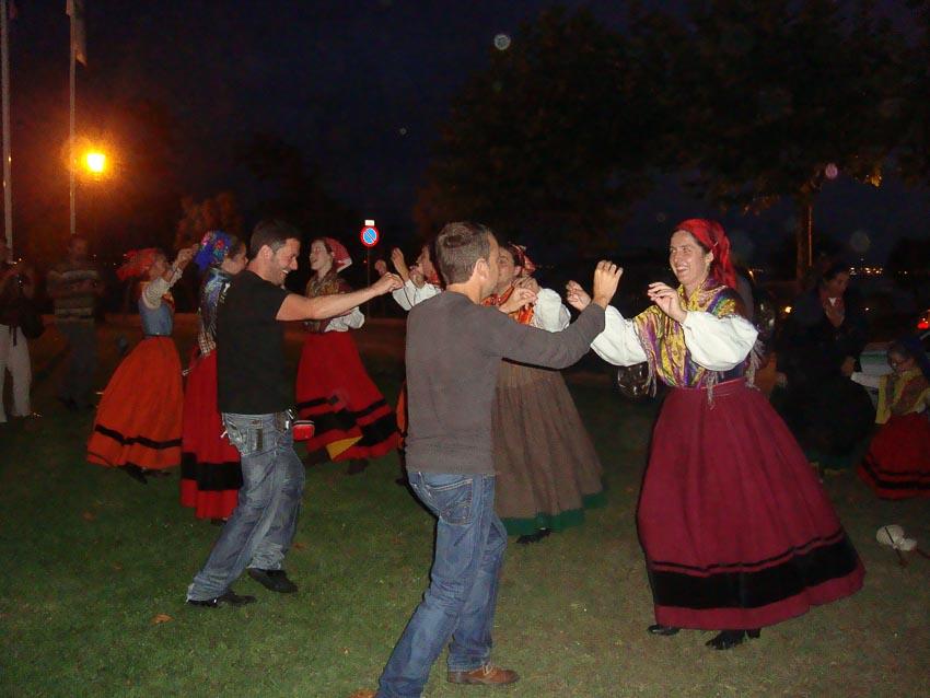 Một lễ hội dân gian của Cantabria