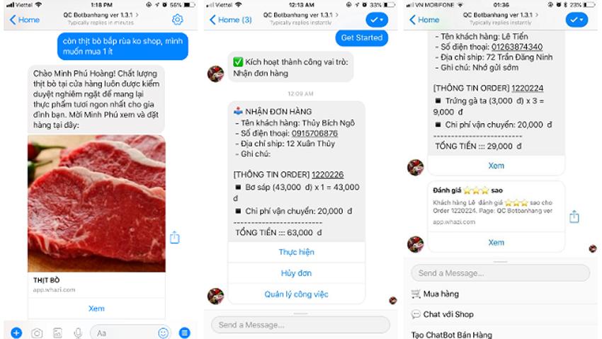 Startup chatbot bán hàng của nhóm bạn trẻ 9x Việt thu hút hơn 200.000 người sử dụng