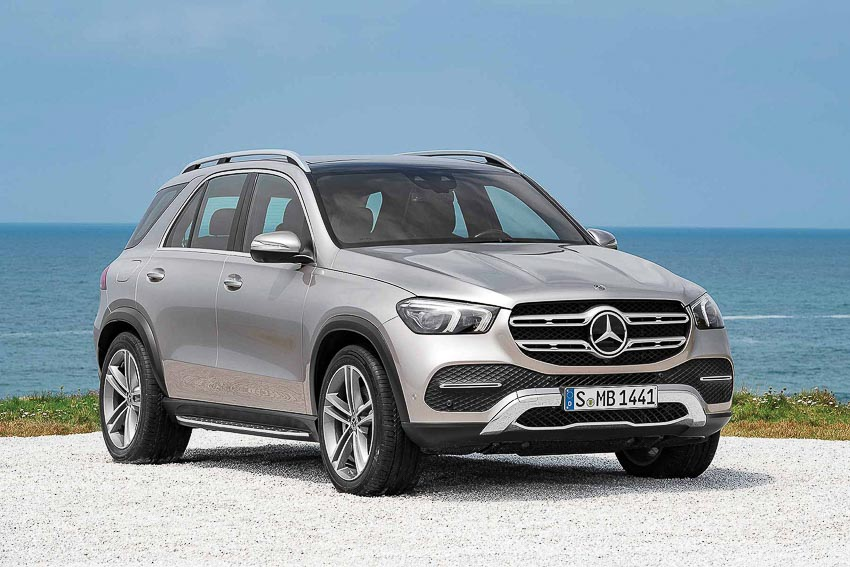 Mercedes-Benz GLE 450 4MATIC 2019