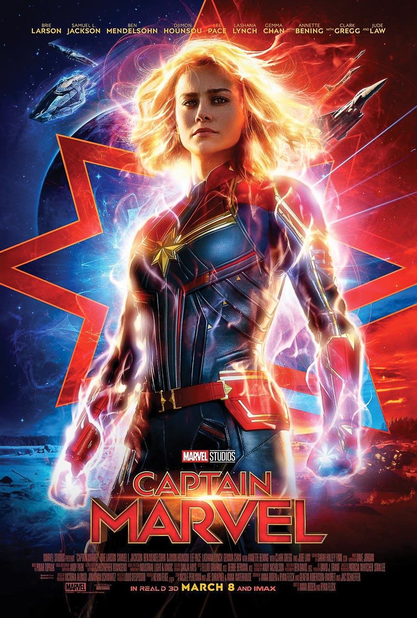 Marvel ra mắt phim riêng đầu tiên về nữ siêu anh hùng 5