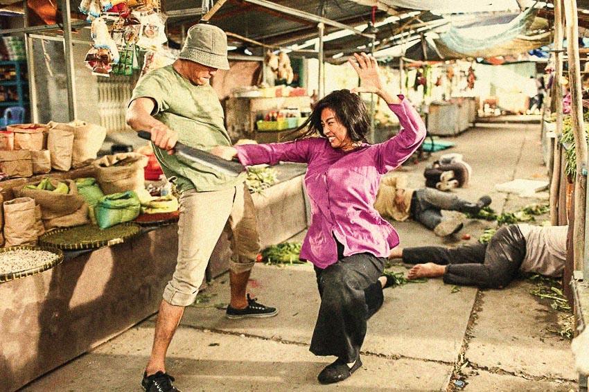 Ngô Thanh Vân: Niềm vui chưa trọn với vai diễn hành động cuối cùng 1