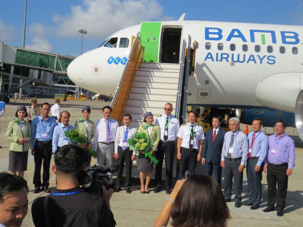 Bamboo Airways khai trương đường bay Cần Thơ – Hà Nội - 2