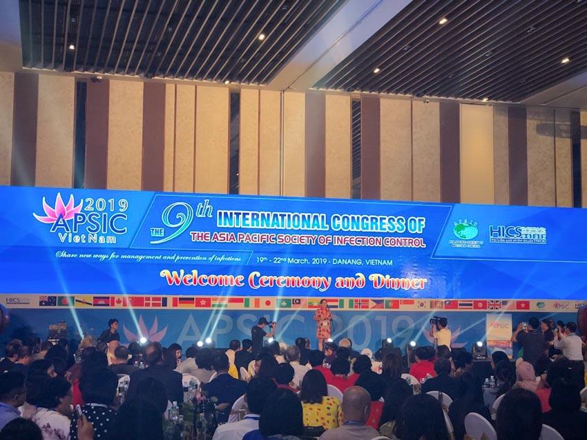 3M đồng hành cùng Hội nghị khoa học Kiểm soát nhiễm khuẩn Châu Á-Thái Bình Dương lần thứ 9 (APSIC 2019) 5