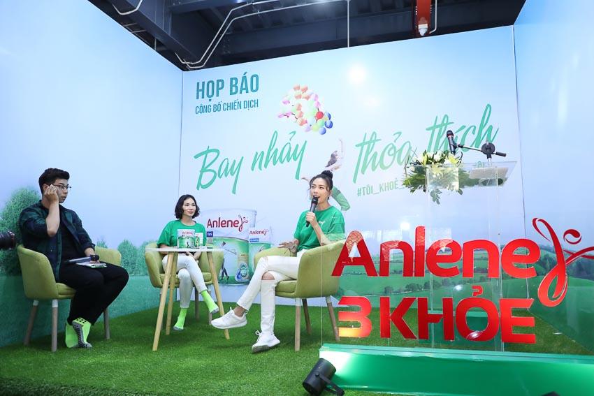 """Anlene công bố chiến dịch truyền thông """"Bay nhảy thỏa thích"""" 3"""