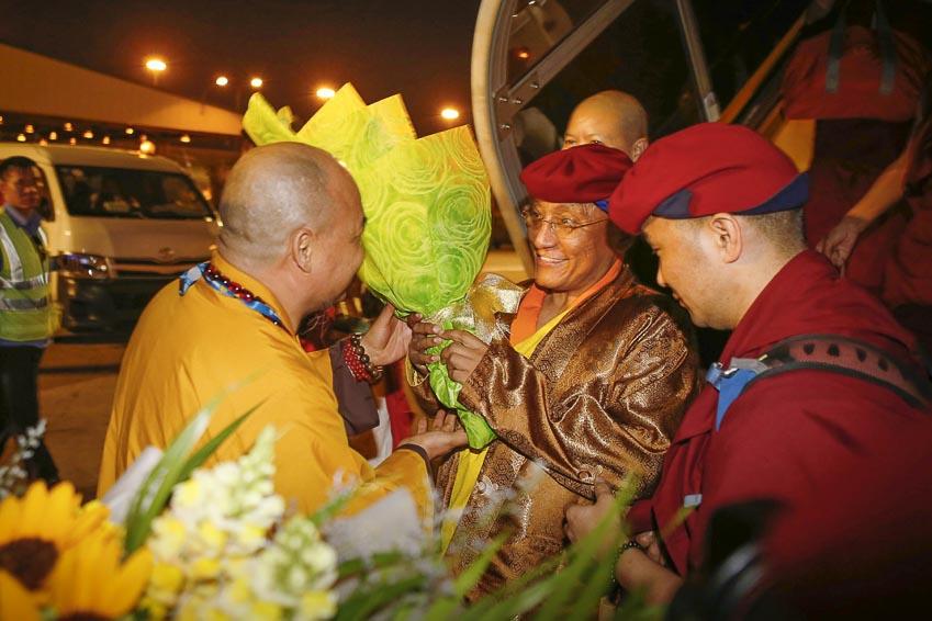 Đức Gyalwang Drukpa gửi lời chúc mừng đến tất cả phụ nữ Việt Nam 6