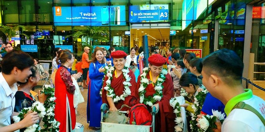 Đức Gyalwang Drukpa gửi lời chúc mừng đến tất cả phụ nữ Việt Nam 8