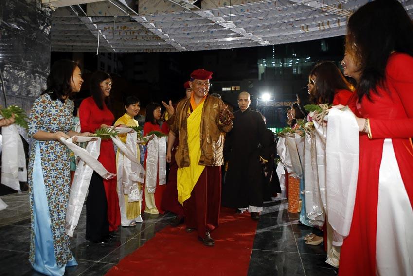 Đức Gyalwang Drukpa gửi lời chúc mừng đến tất cả phụ nữ Việt Nam 3