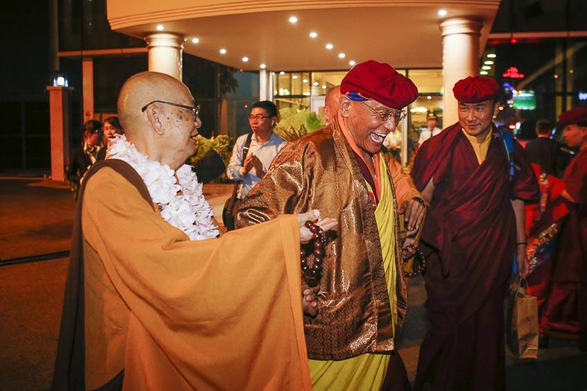 Đức Gyalwang Drukpa gửi lời chúc mừng đến tất cả phụ nữ Việt Nam 2