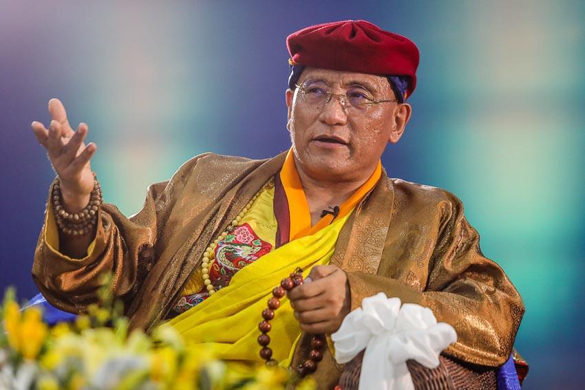 Đức Gyalwang Drukpa gửi lời chúc mừng đến tất cả phụ nữ Việt Nam 1