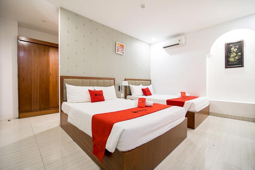 chuỗi hệ thống khách sạn RedDoorz 2
