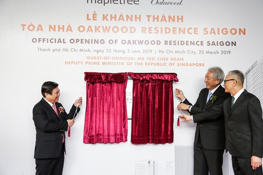 Mapletree giới thiệu tòa tháp đôi văn phòng hạng A tại TP.HCM - Khánh thành tòa nhà căn hộ dịch vụ đầu tiên tại Viêt Nam 4