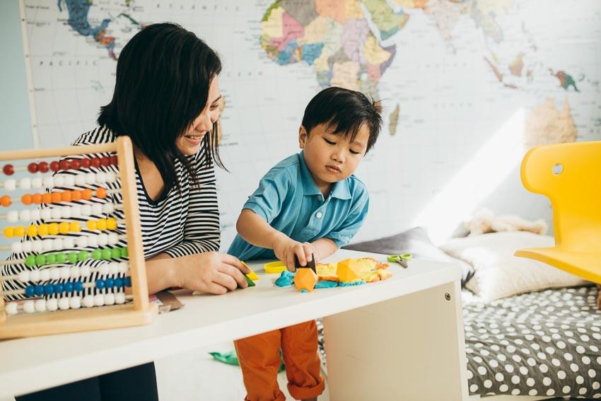 Xây dựng mối quan hệ tốt với con cái 1
