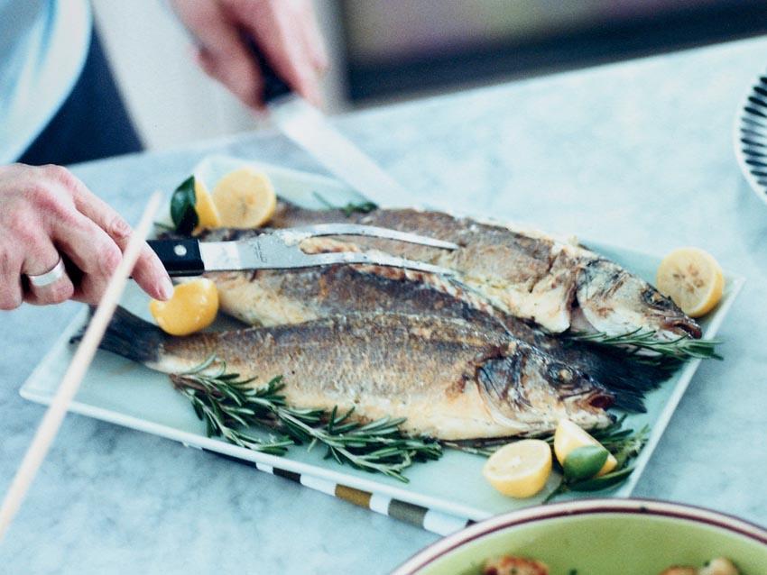 Quy tắc cũ 4: Chọn cá hồi tự nhiên