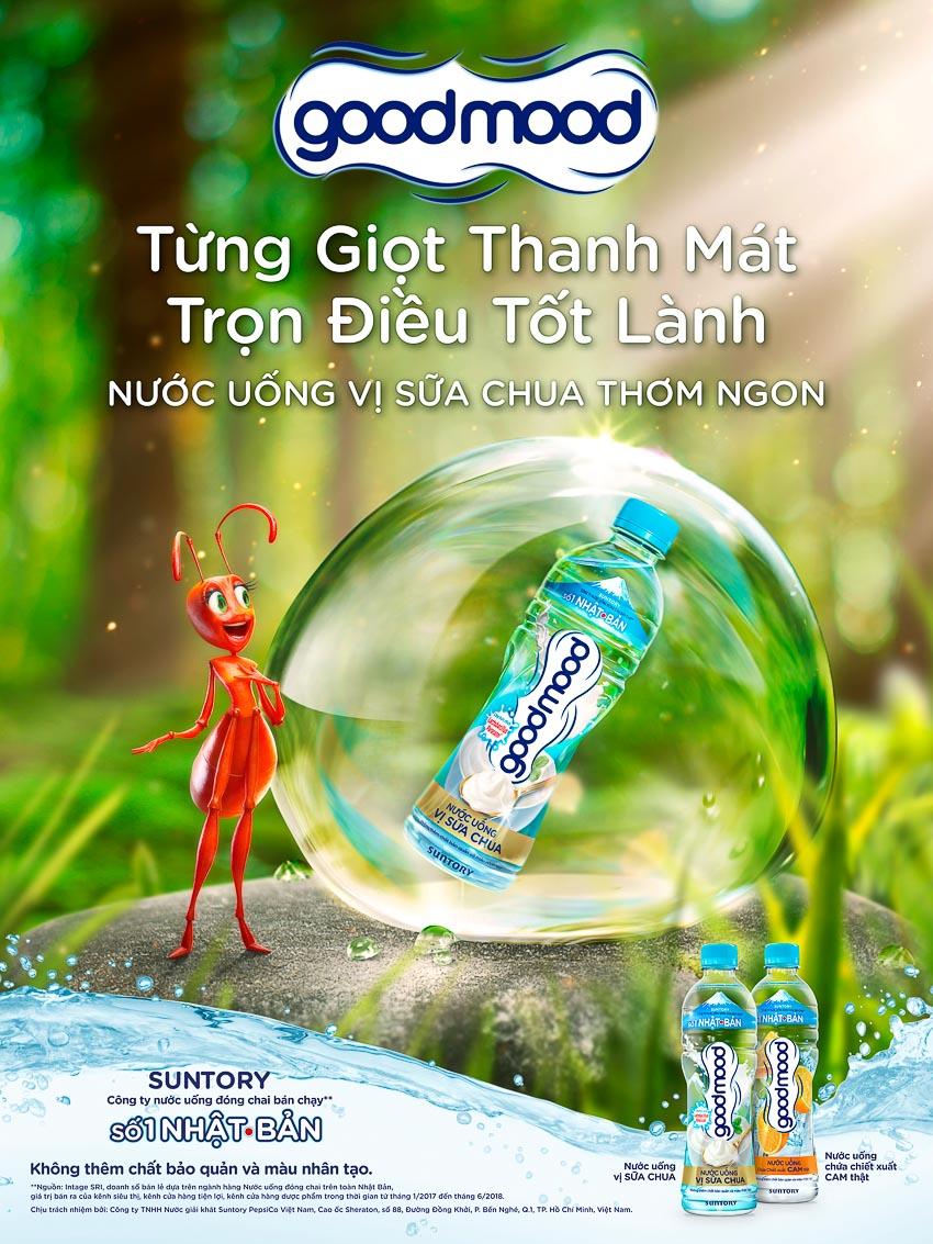 Nước uống có vị Good Mood 1