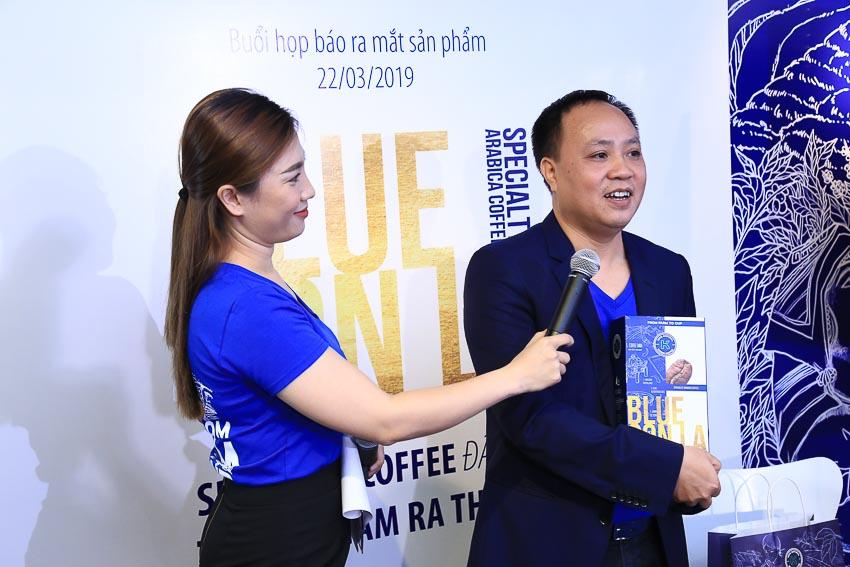 Phúc Sinh Group ra mắt sản phẩm Blue Son La 3