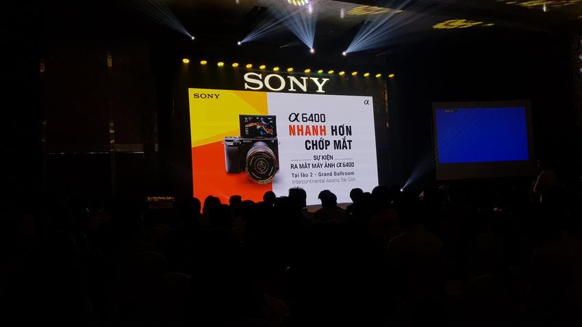 Máy ảnh α6400 của Sony